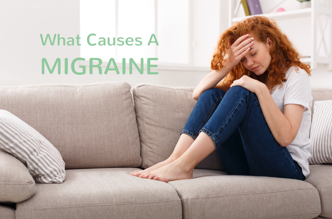 What Causes a Migraine